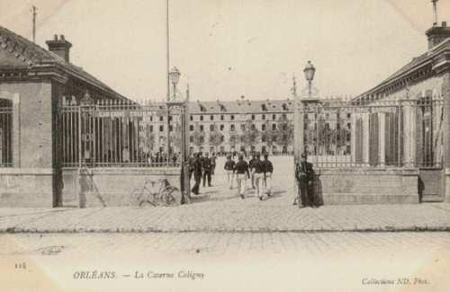 Coligny Caserne, Orleans